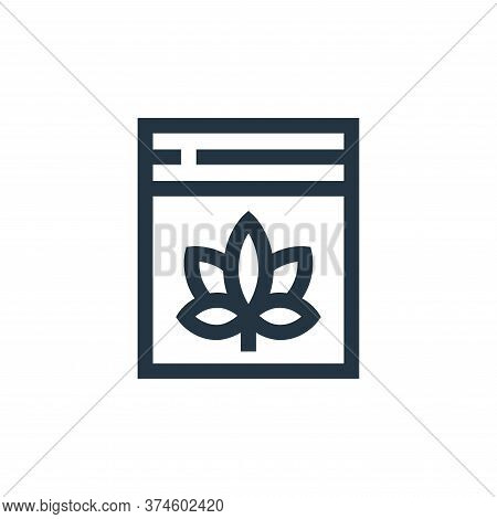 Cannabis icon isolated on white background from holland collection. Cannabis icon trendy and modern