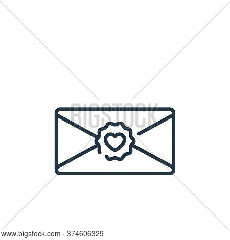 letter icon isolated on white background from fame collection. letter icon trendy and modern letter