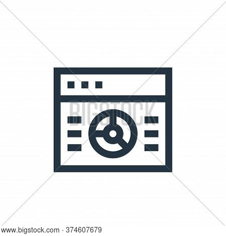 graphic icon isolated on white background from insurance collection. graphic icon trendy and modern