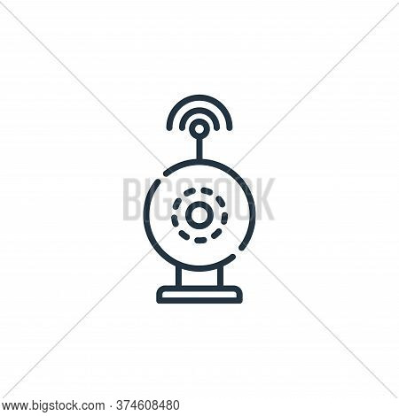 spy icon isolated on white background from hacker collection. spy icon trendy and modern spy symbol