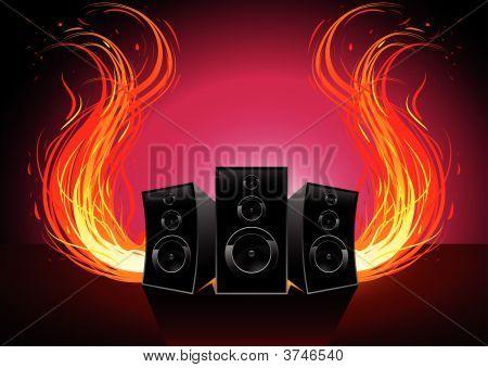 Burn Music.