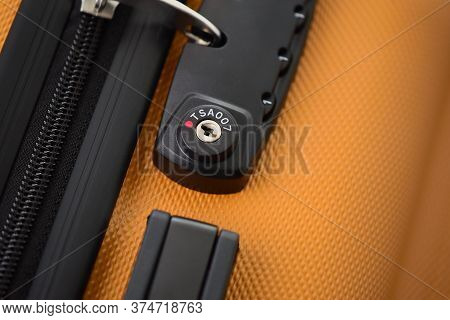 Tsa Accepted Digital Lock On Luggage Bag Or Suitcase (transportation Security Administration Of Us).