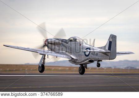 Avalon, Australia - February 28, 2015: Former Royal Australian Air Force (raaf) Commonwealth Aircraf