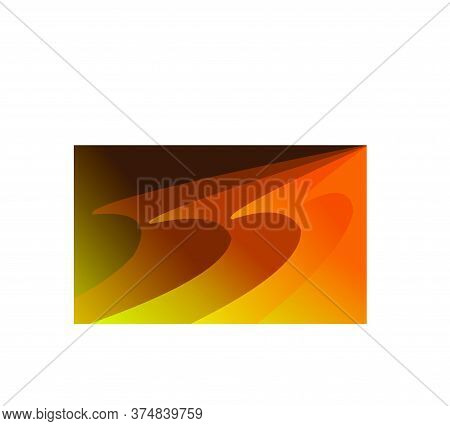 Abstract Yellow Black Wave Background Backgrounds, Modern Texture Backgrounds, Color Gradations Eleg
