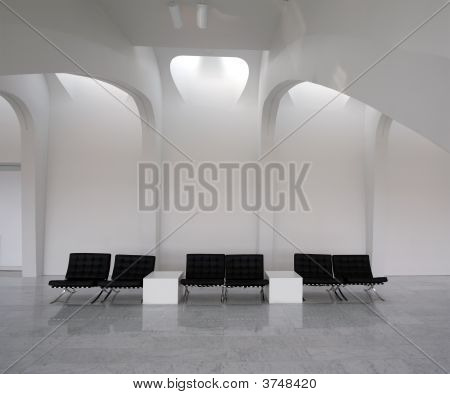 Empty Chairs Interior