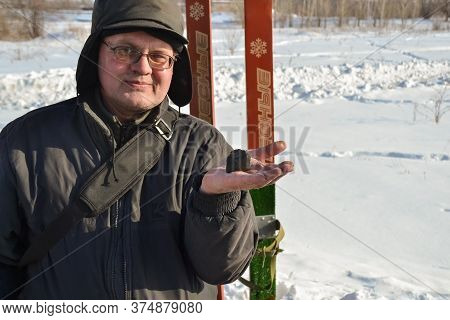Chelyabinsk Russia february 23 2013 fragments of Chelyabinsk meteorite found in the winter and spring of 2013 near the city Chebarkul