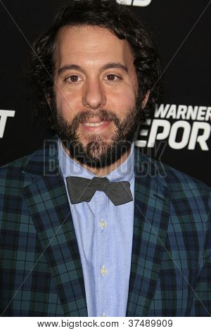 LOS ANGELES - OCT 30:  Jonathan Kite arrives at the Time Warner Sports Launch of TWC Sportsnet at TWC Sports Studios on October 30, 2012 in El Segundo, CA