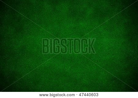 Green Poker Background