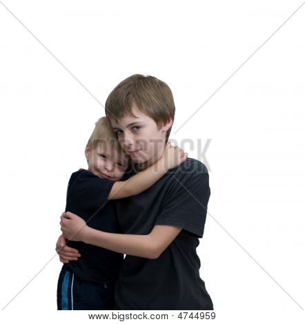 Brotherly Hugs