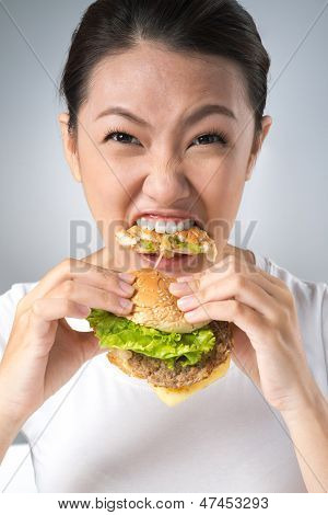 Hamburger Eater