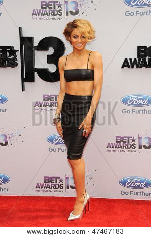 LOS ANGELES - JUN 30: Ciara at the 2013 BET Awards at Nokia Theater L.A. Live on June 30, 2013 in Los Angeles, California