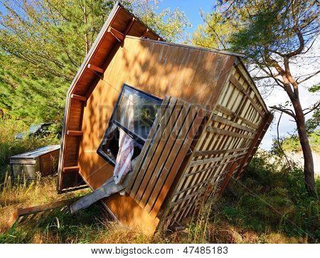 Damage from Tohoku Earthquake and Tsunami