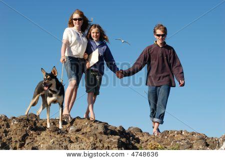 3 Kids And A Dog