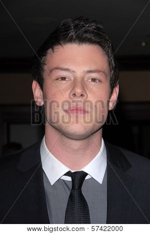 Cory Monteith at the 62nd Annual DGA Awards - Arrivals, Hyatt Regency Century Plaza Hotel, Century City, CA. 01-30-10