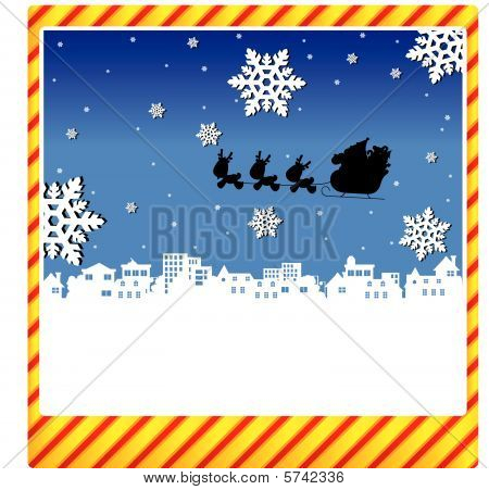 greeting card christmas