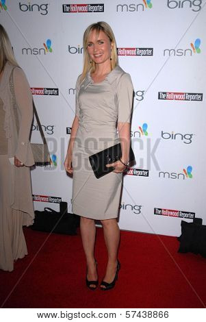 Radha Mitchell at the Hollywood Reporter's Nominee's Night at the Mayor's Residence, presented by Bing and MSN, Private Location, Los Angeles, CA. 03-04-10