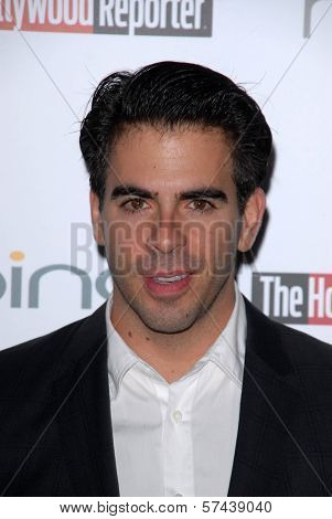 Eli Roth at the Hollywood Reporter's Nominee's Night at the Mayor's Residence, presented by Bing and MSN, Private Location, Los Angeles, CA. 03-04-10