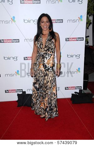 Sheila E. at the Hollywood Reporter's Nominee's Night at the Mayor's Residence, presented by Bing and MSN, Private Location, Los Angeles, CA. 03-04-10