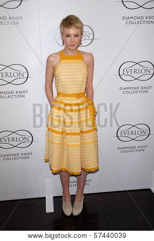 Carey Mulligan at Everlon Diamond Knot Collection Honors Carey Mulligan, Chateau Marmont, Los Angeles, CA. 03-05-10