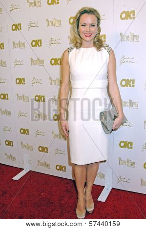 Amanda Holden  at the OK Magazine Pre-Oscar Party, Beso, Hollywood, CA. 03-05-10