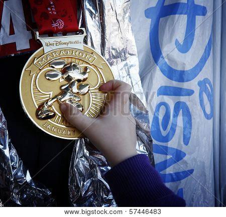 Disnay World International Marathon