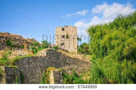 Old Drobeta Turnu Severin Romania Fortress