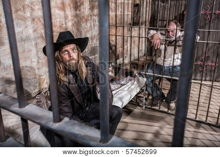 Two Imprisoned Men