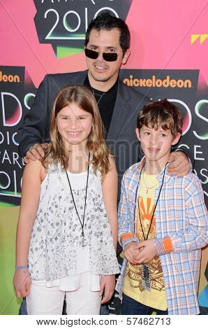 John Leguizamo  at the Nickelodeon's 23rd Annual Kids' Choice Awards, UCLA's Pauley Pavilion, Westwood, CA 03-27-10
