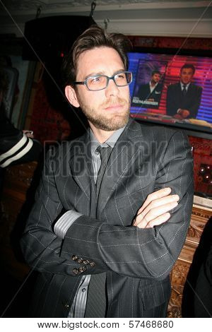 James Avallone at the Playback Wrap Party, House of Blues, West Hollywood, CA. 04-04-10
