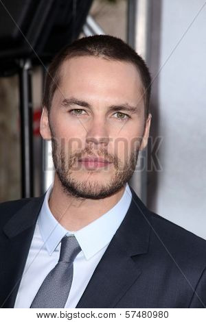 Taylor Kitsch at the
