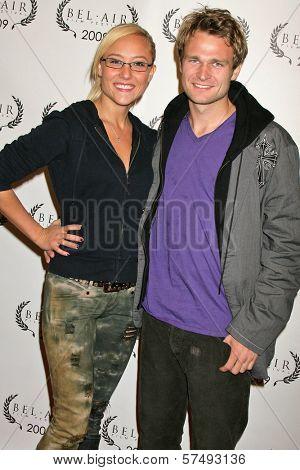 Lauren C. Mayhew  at the Opening Night of Bel Air Film Festival, UCLA James Bridges Theatre, Los Angeles, CA. 11-13-09