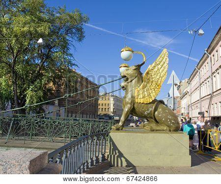 St. Petersburg, Banking Bridge