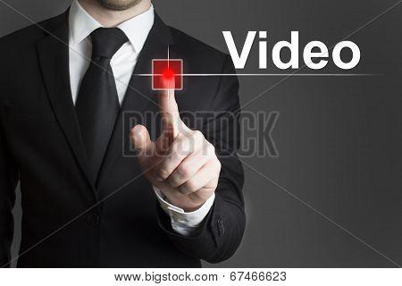 Touchscreen Video Recording Light