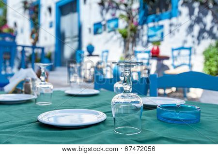Beautiful Restaurant In Kos Town.