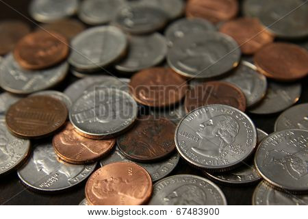 American Coin Pile