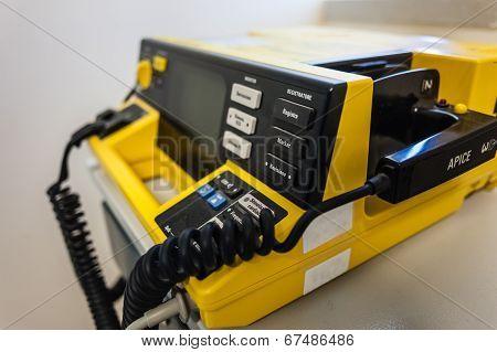 Defibrillator Unit
