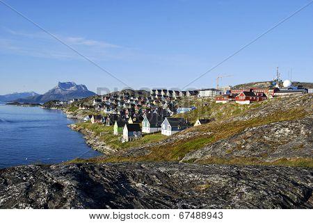 Nuuk Coastline