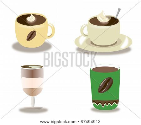 ?offee cups