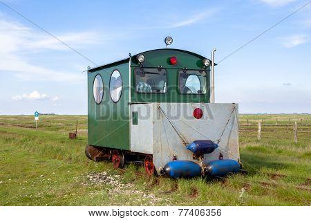 Tourist Transport to Hallig Langeness