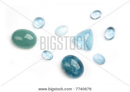 Aquamarine Gemstones