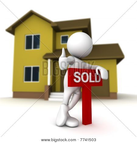 The House Has Been Sold