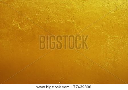 Litght Gold Texture Background