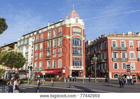 Architecture Of Massena Square