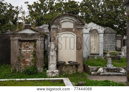 New Orleans - Above Ground Cemetery