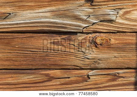 Old Worn Out Weathered Wood