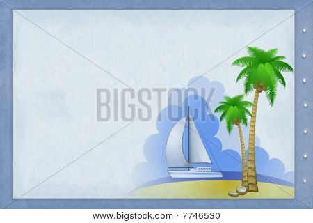 Vacation background