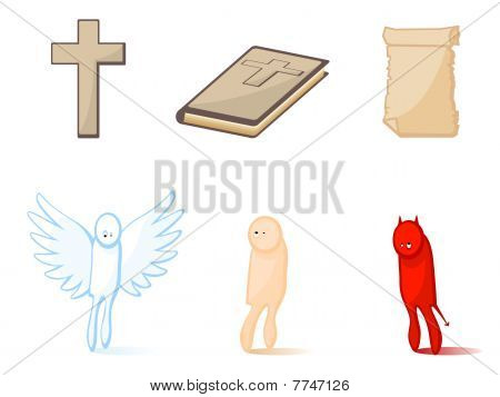 Icons The Religious.eps