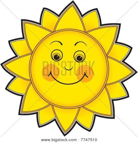 Smilling Sun