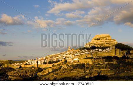 Morella Comunidad Valenciana in south east Spain