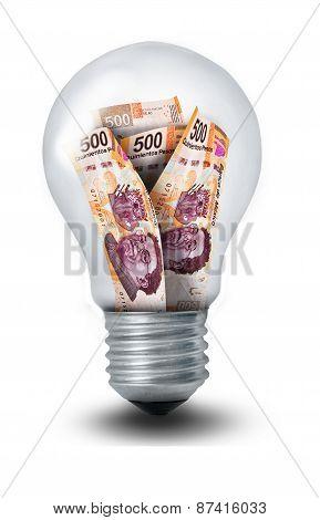 Peso Lightbulb